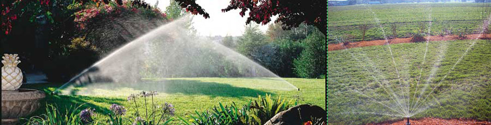 Design and install professional quality sprinkler systems in Eugene Oregon and surrounding areas